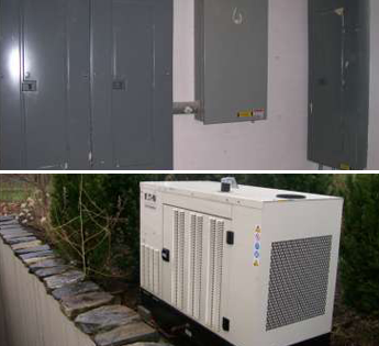 Generator and Transfer Panels